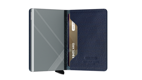 Slimwallet Stitch Linea - Oak Hall