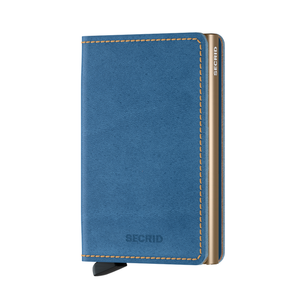 Slimwallet Indigo - Oak Hall