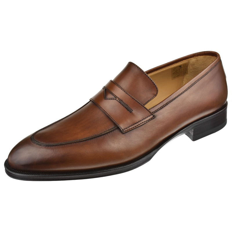 Men's Titus Dress Penny - Oak Hall