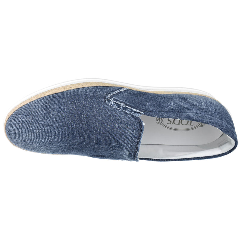 Denim Espadrille - Oak Hall