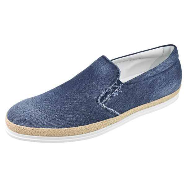 Denim Espadrille - Oak Hall, Inc.