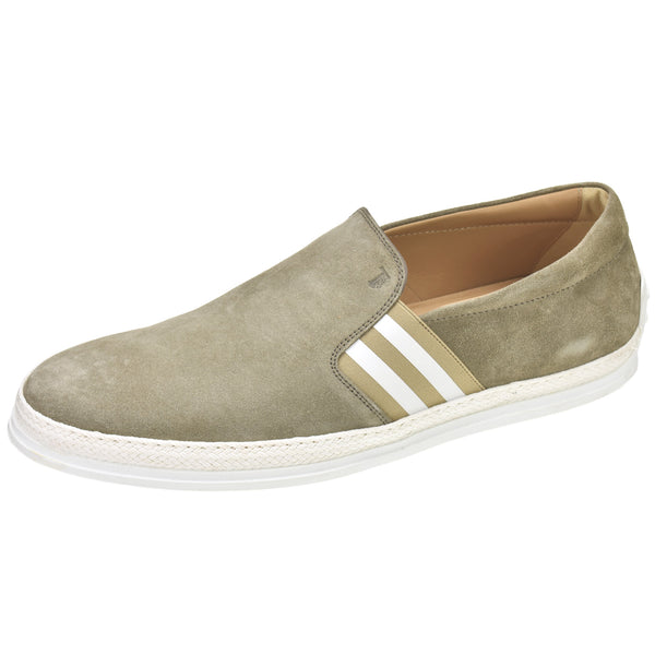 Side Stripes Espadrille - Oak Hall