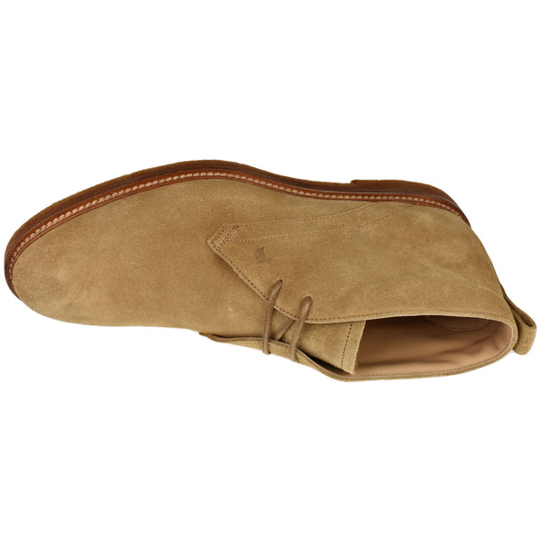 Polacco Suede Chukka Boot - Oak Hall