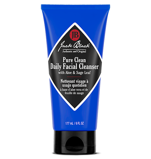 Pure Clean Daily Facial Cleanser 6oz - Oak Hall