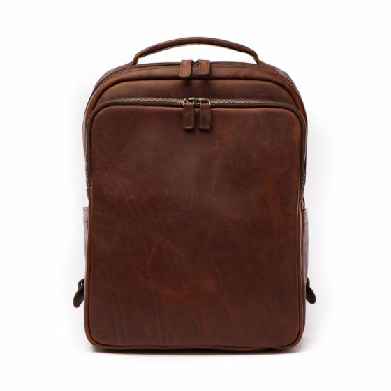 Quinn Commuter Backpack - Oak Hall