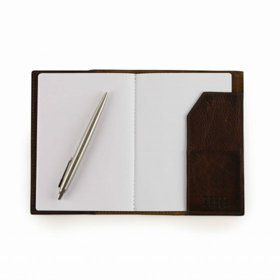 Jotter - Titan Milled Brown - Oak Hall, Inc.