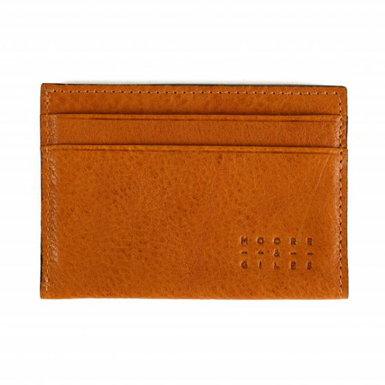 Leather License Wallet - Oak Hall