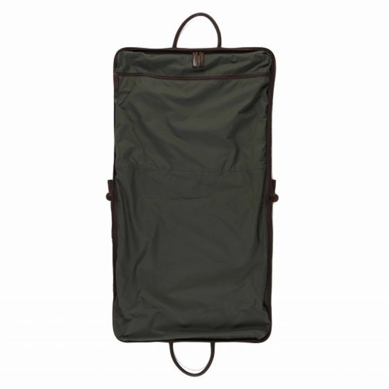 Gravely Garment Bag - Ventile Olive - Oak Hall