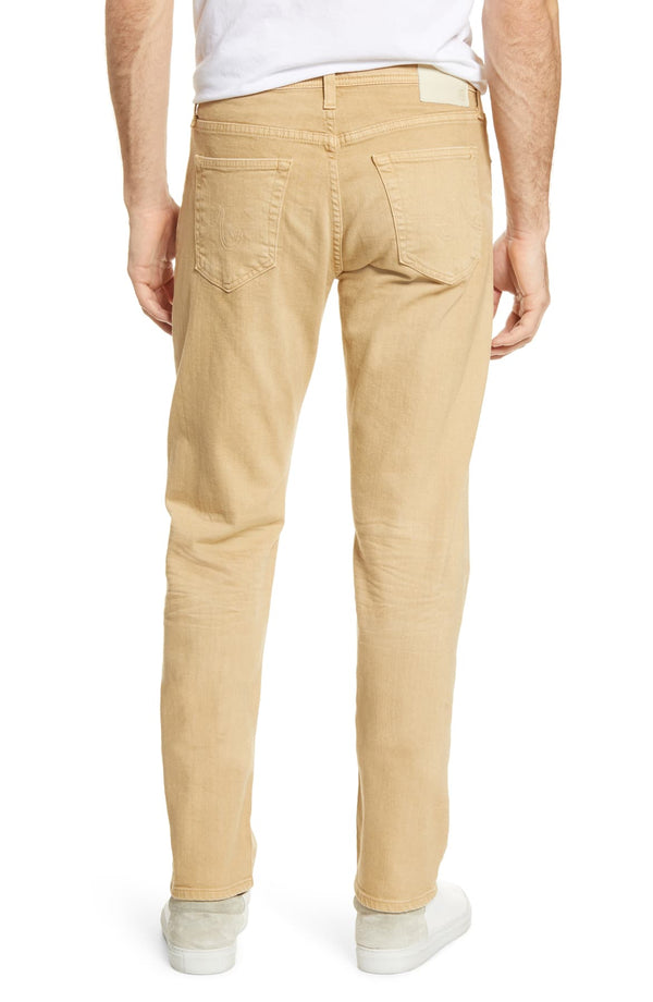 Graduate Slim Straight Leg Pants in Sandy Pail - Oak Hall