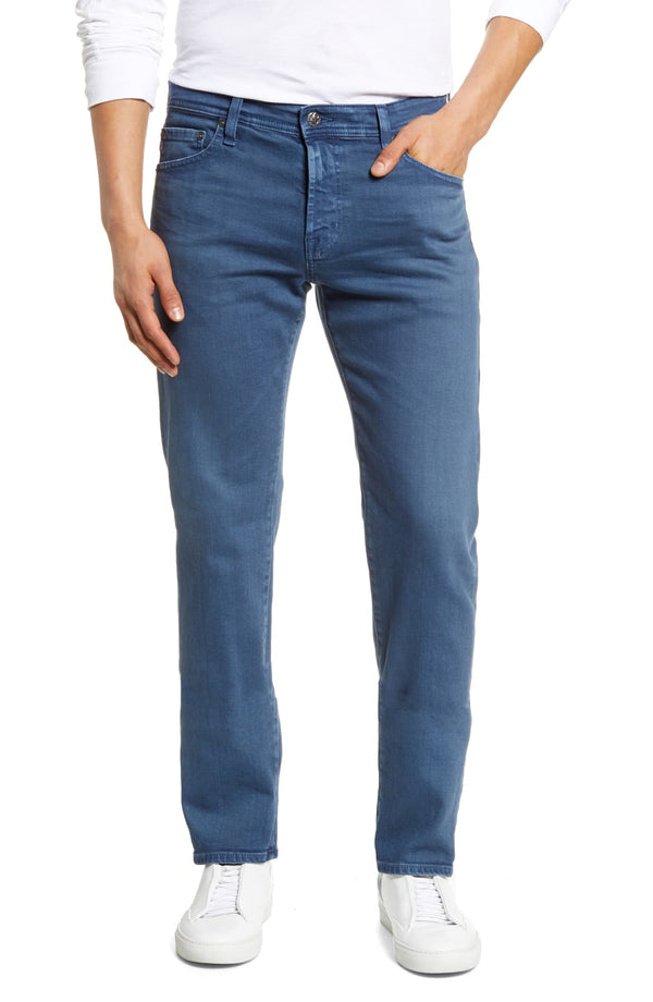 Tellis Slim Fit Jeans in 7 Years Night Rain - Oak Hall