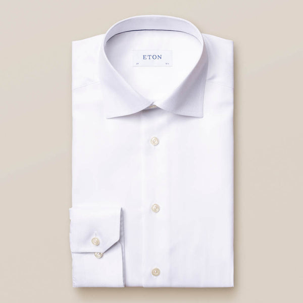 Herringbone Twill Shirt - Contemporary - Oak Hall