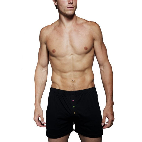 803 Willy Knit Boxer - Oak Hall