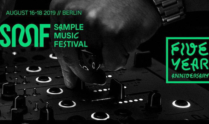 Mictic at Sample Music Festival in Berlin Aug 16-18