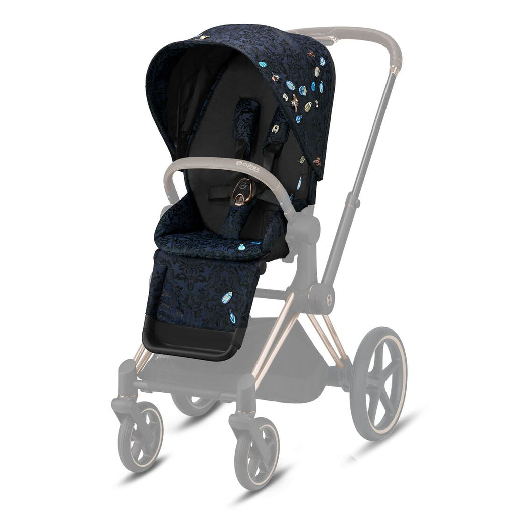 Cybex Priam3 Stroller Seat Pack - Jewels of Nature