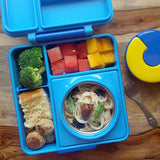 OmieLife OmieBox Insulated Hot and Cold Bento Box
