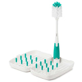 Oxo Tot On The Go Drying Rack with Bottle Brush