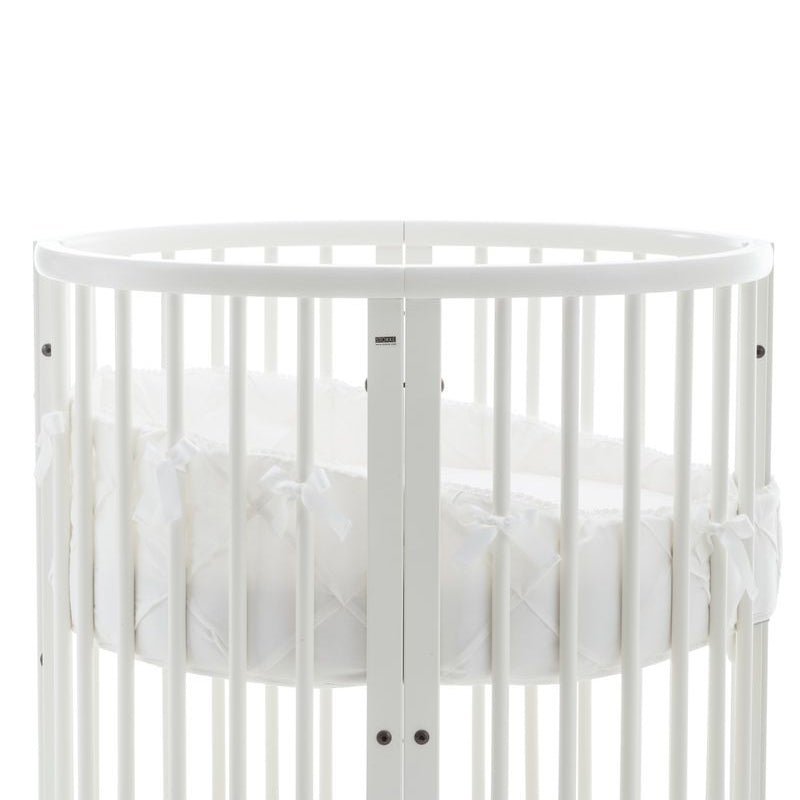 Stokke Sleepi Mini Bumper In White
