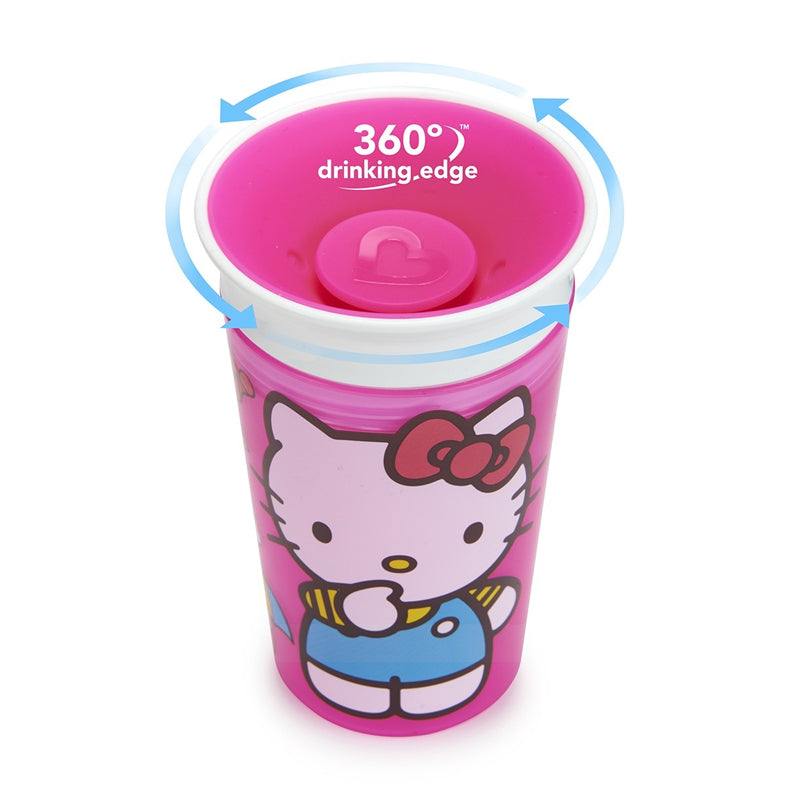 Munchkin Hello Kitty Miracle 360° Sippy Cup - 9oz