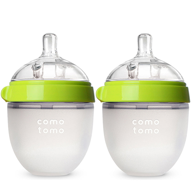 Comotomo Baby Bottle 5oz Double Pack