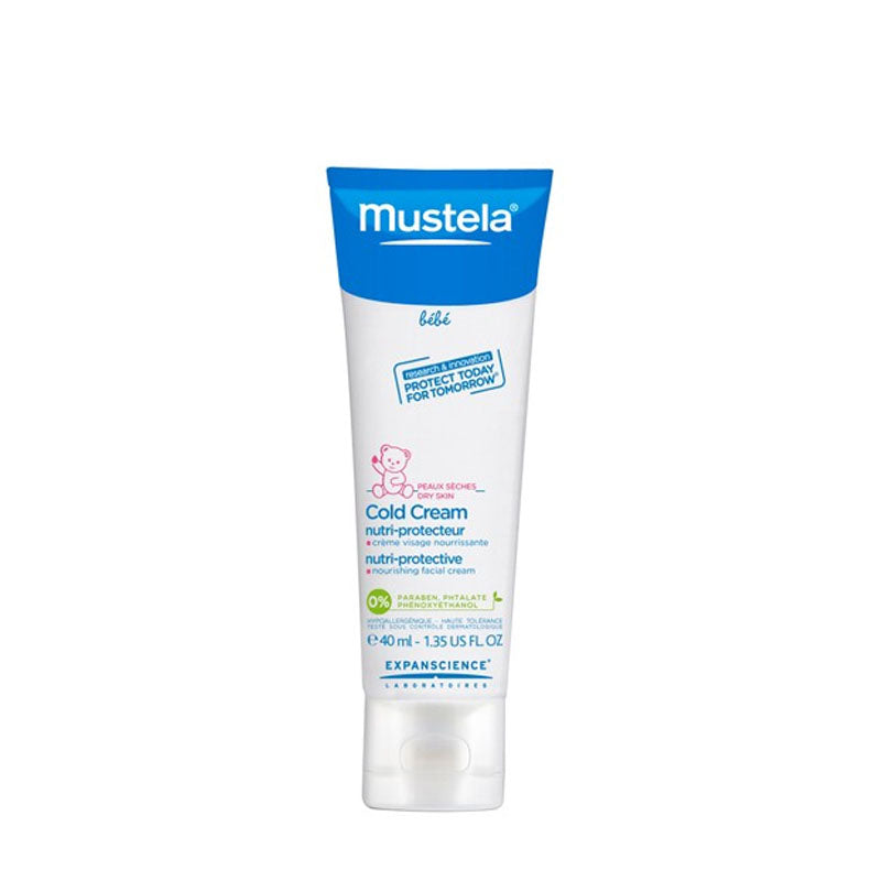 Mustela BeBe 1.3 oz. Cold Cream
