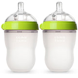 Comotomo Baby Bottle 8oz Double Pack