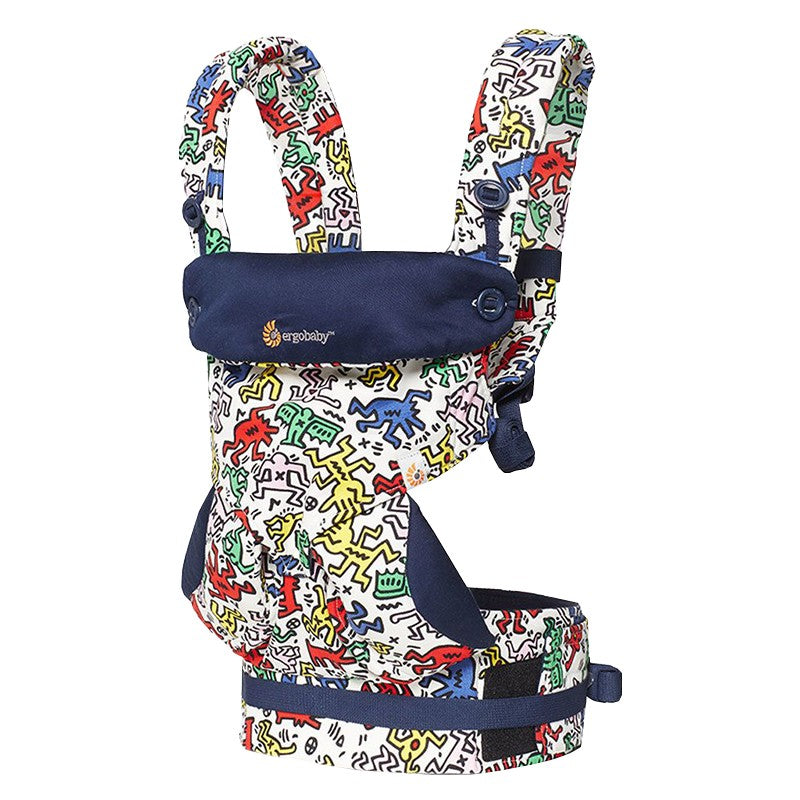 Ergobaby Four Position 360 Baby Carrier Keith Haring