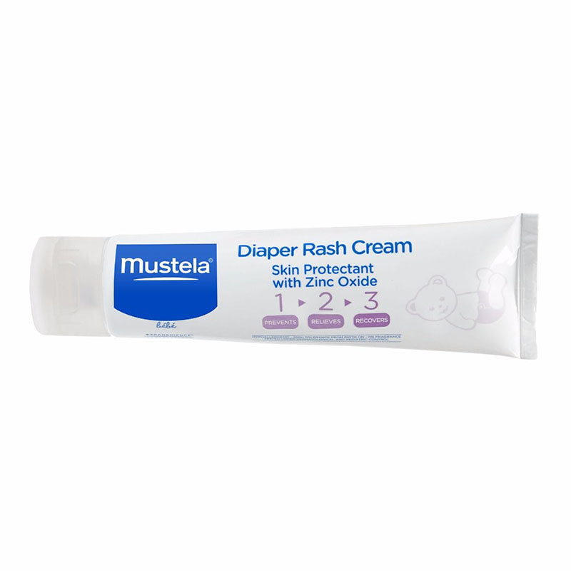 Mustela 123 Diaper Rash Cream 3.8oz