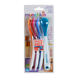 Munchkin White Hot Infant Spoons - 4 Pack