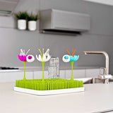 Boon Stem Grass and Lawn Countertop Drying Rack