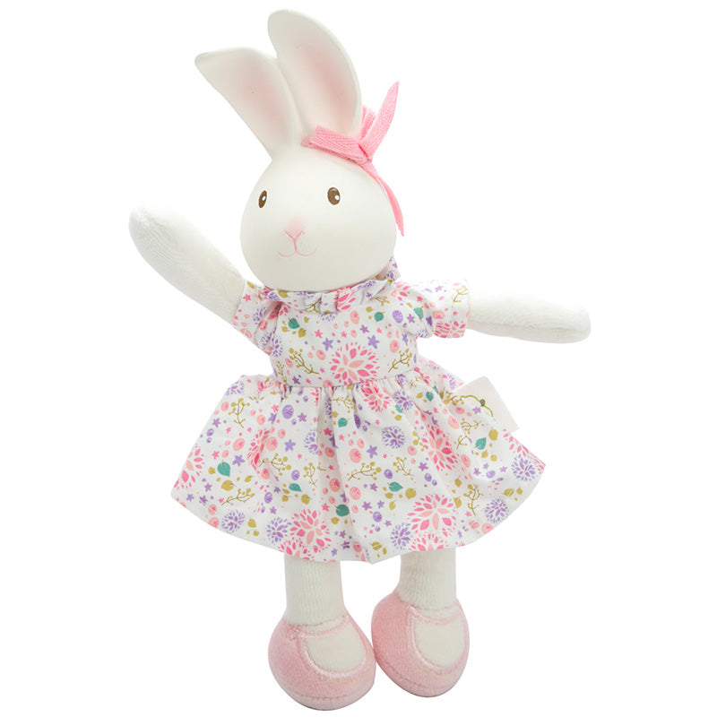 Meiya and Alvin Havah The Bunny Soft Toy