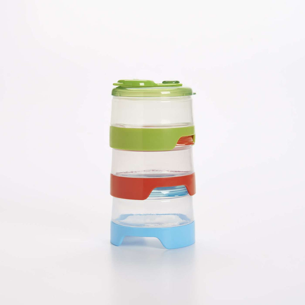 Oxo Tot Stackable Formula Containers (3 Pk)