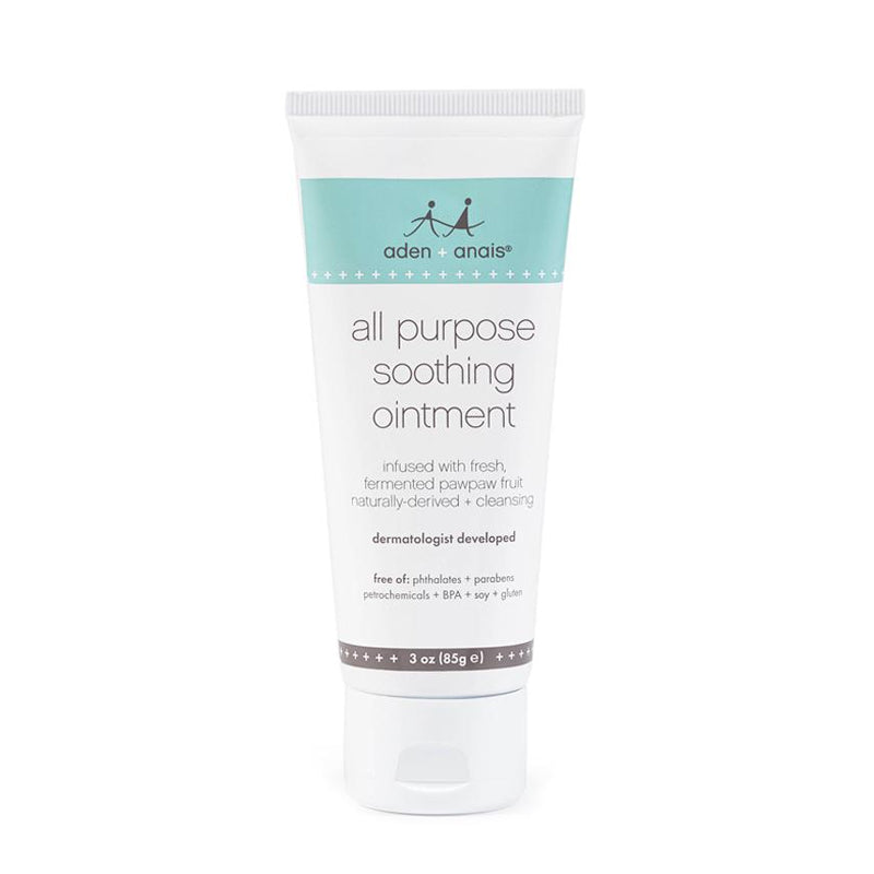 Aden&Anais All Purpose Soothing Ointment  3oz