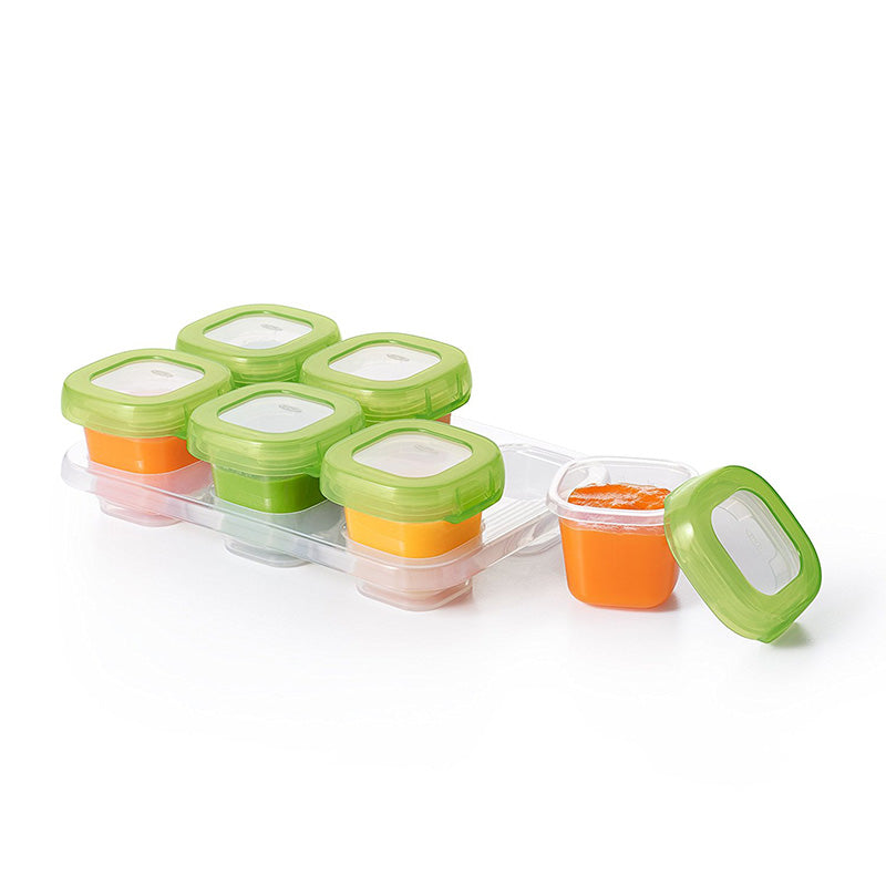 Oxo Tot Baby Blocks Freezer Storage Containers (2 oz)