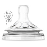 Philips Avent Natural Nipples 2Pack - Newborn Flow
