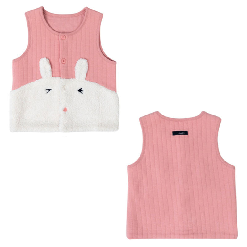 Kids Indoor vest - Bunny