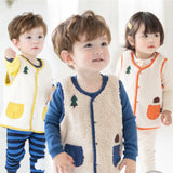 Kids Indoor Reversible vest