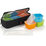 Skip Hop Baby Insulated 14-piece Bento Clix Mealtime Travel Kit