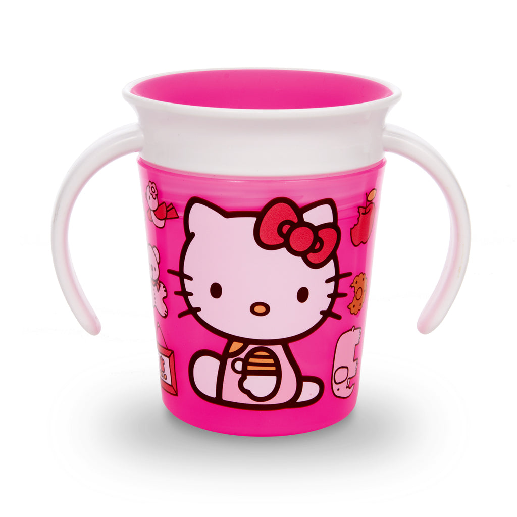 Munchkin Hello Kitty Miracle 360° Trainer Cup - 6oz