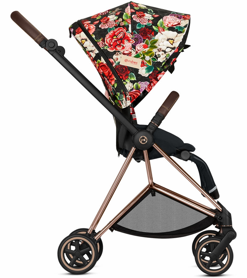 Cybex Mios Complete Stroller Spring Blossom