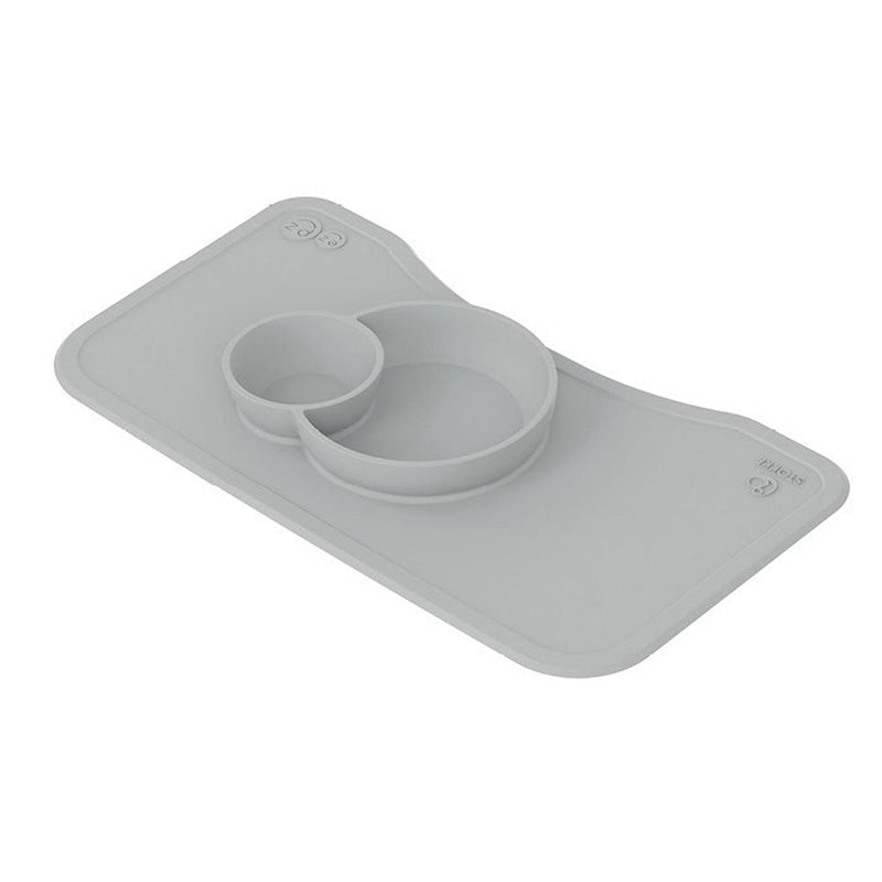 Ezpz silicone mat for Steps Tray in Grey