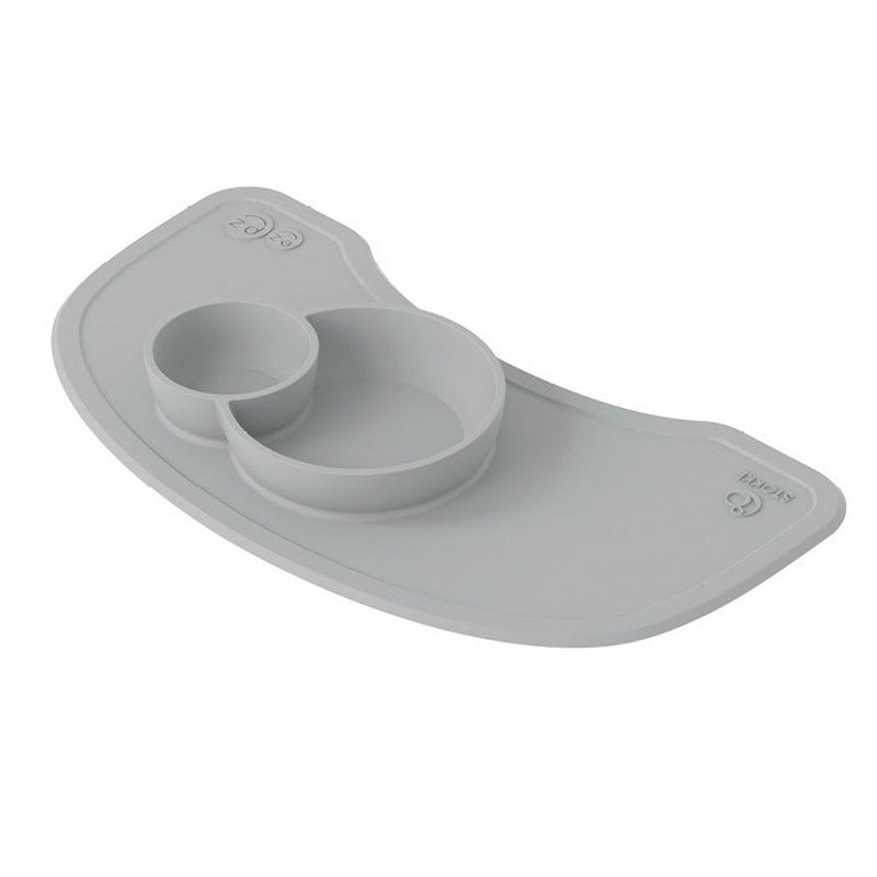 Ezpz silicone mat for Stokke Tripp Trapp Tray in Grey