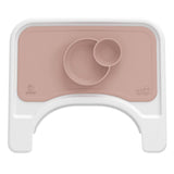 Ezpz silicone mat for Steps Tray in Pink