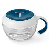 Oxo Tot Flippy Snack Cup with Travel Cover