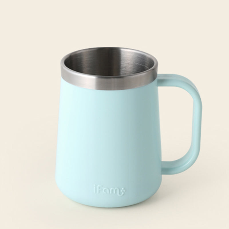 iFam Easy Doing Stainless Steel Baby Cup