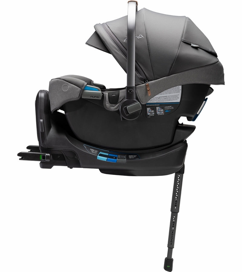 Nuna PIPA RX Infant Car Seat + RELX Base