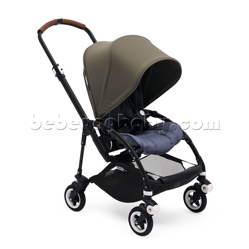 Bugaboo Bee5 Complete Stroller Chassis In Black