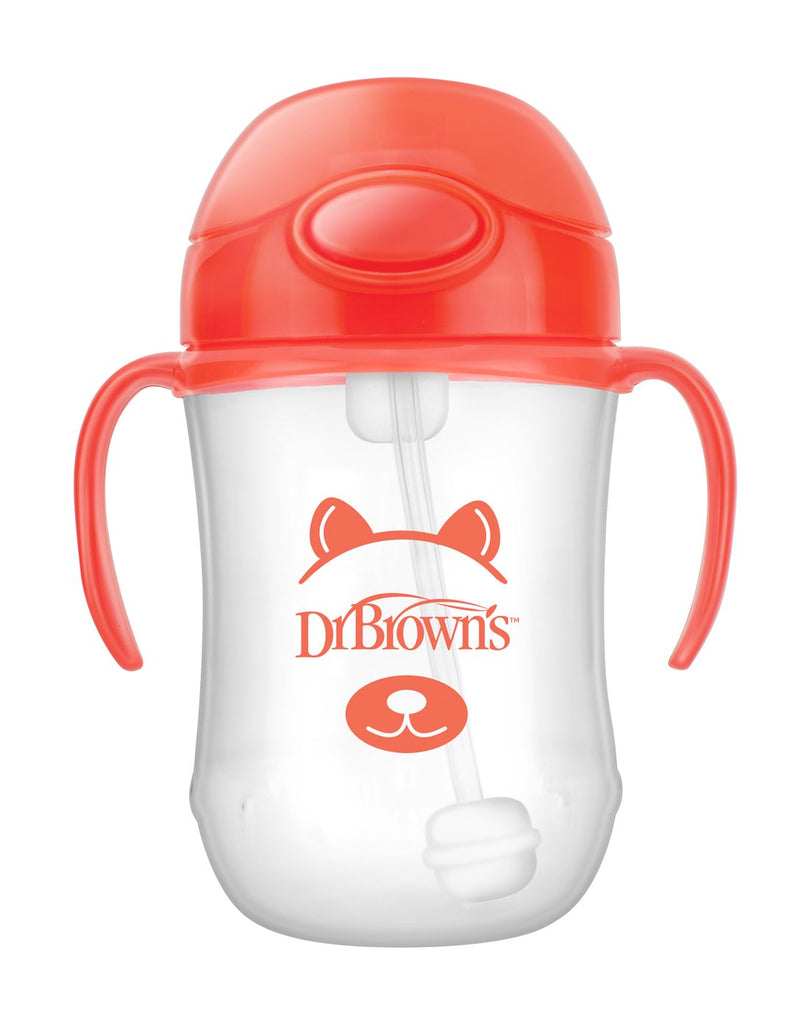 Dr. Brown's Baby's First Straw Cup 9 oz
