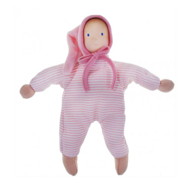 Bonikka Seraphin Doll Pink Stripes
