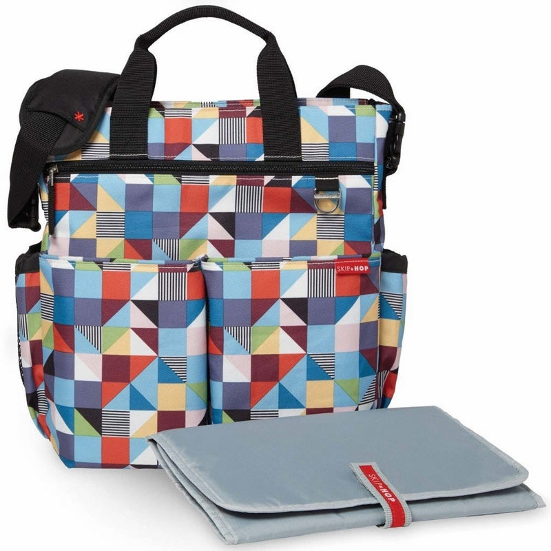 Skip Hop Duo Signature Diaper Bag - Prism