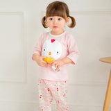 Summer Short Shirt Pajamas Set - Ggoggo